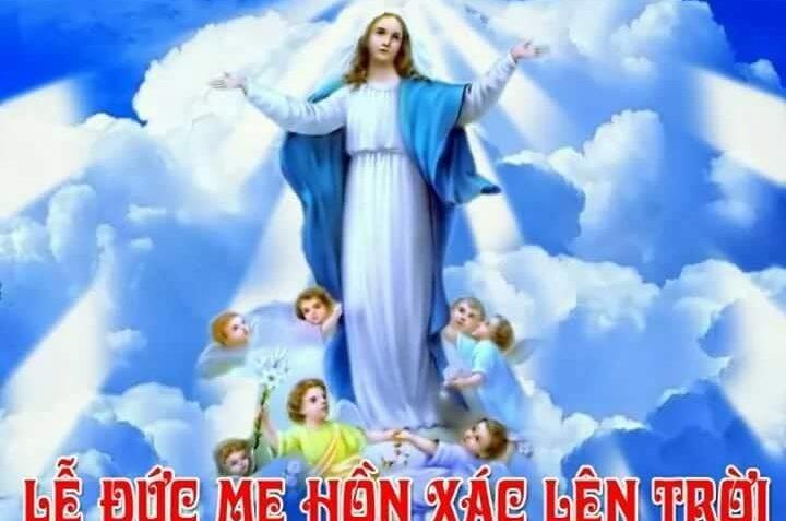 Suy niệm Lễ Đức Mẹ Lên Trời_Nhiều tác giả